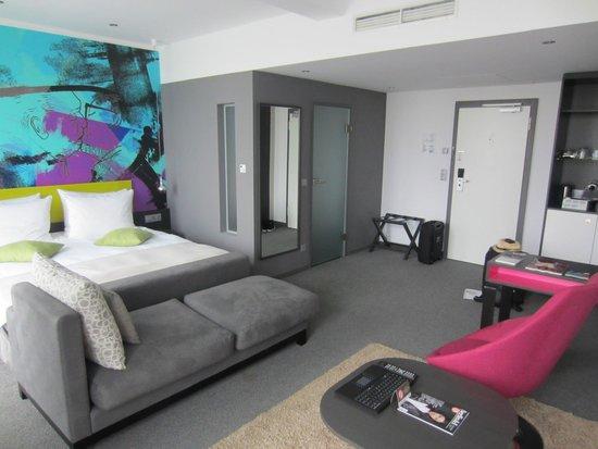 Hotel Berlin, Berlin: Upgraded room