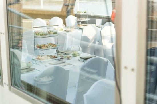 Maritim Hotel & Congress Centrum Bremen: Catering Senatsbarkasse Bremen