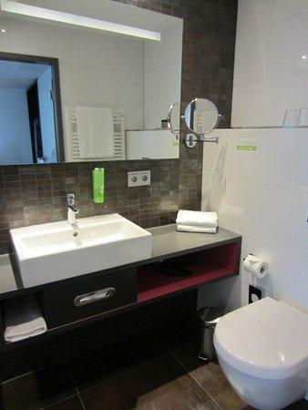 Hotel Berlin, Berlin: Bathroom