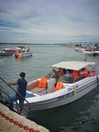 Cham Island (Cu Lao Cham): Speedboat to Cham Island