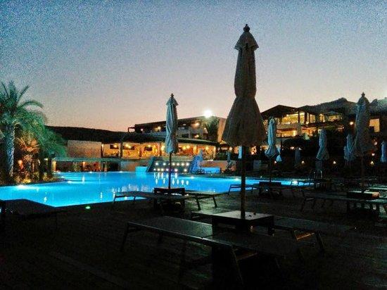 AquaGrand Exclusive Deluxe Resort: Main restaurant