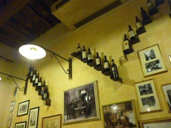 Osteria San Giorgio: ancora interno del locale