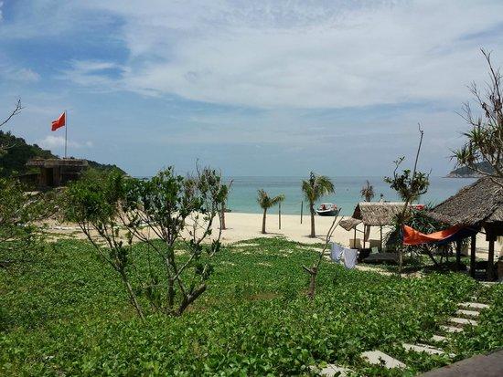 Cham Island (Cu Lao Cham): Bai Bac Beach