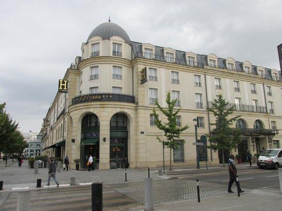 Hôtel l'Elysee Val d'Europe : Hotel Elysee Val d'Europe
