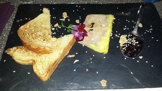 Les Saveurs de Provence : foie gras