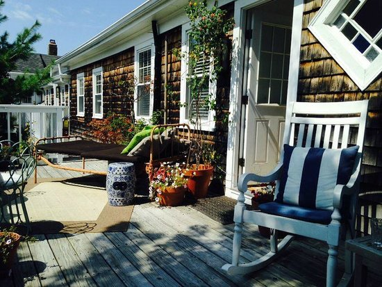 Salt House Inn : Porch