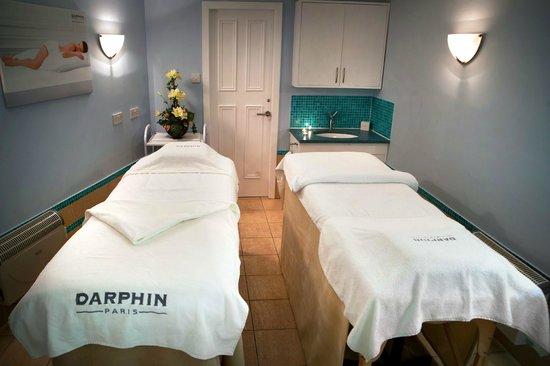 Dalhousie Castle: Couple Treatment Room