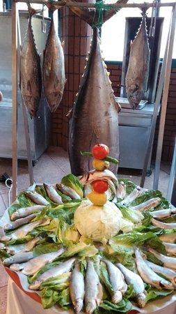 Le Jardin Resort: Рыбный день