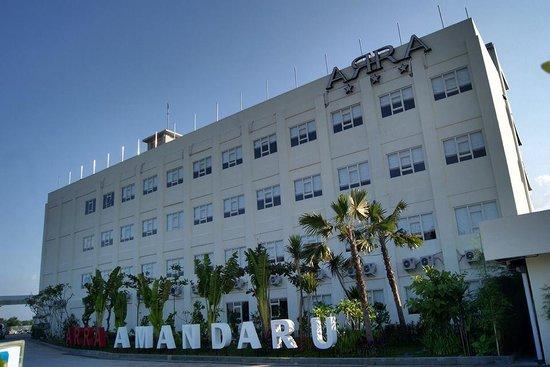 Arra Amandaru Cepu Hotel