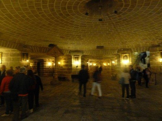 Cathedral of Cadiz: La cripta
