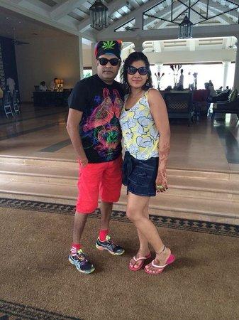 Park Hyatt Goa Resort and Spa : gala time at goa