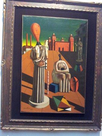 Galleria Nazionale d'Arte Moderna (GNAM): De Chirico