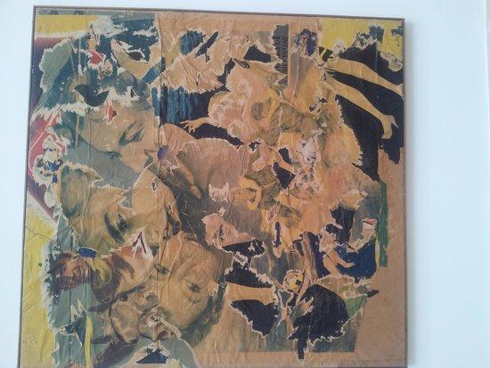 Galleria Nazionale d'Arte Moderna (GNAM): Rotella