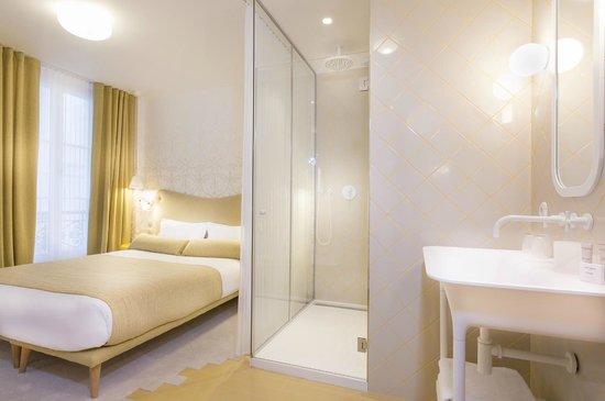 Le Lapin Blanc: Chambre