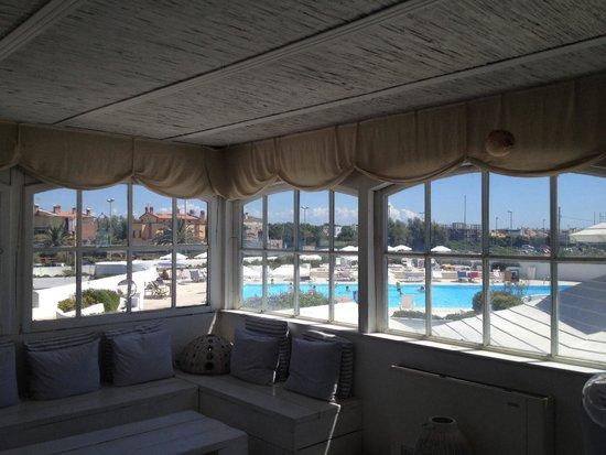 Rosario Ristorante : View from it's lounge