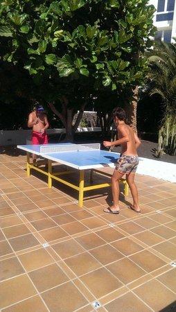 VIK Hotel San Antonio: Pin pong