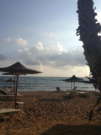 Louis Ledra Beach: View out to sea