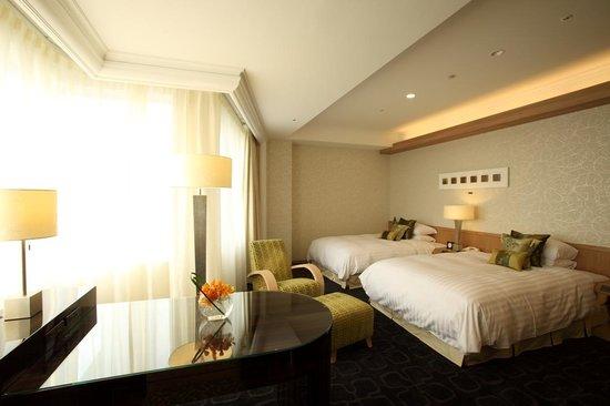 Hotel Nikko Kanazawa : Luxe deluxe twin bed 44 square meters