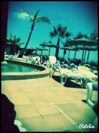 VIK Hotel San Antonio : Ppiscina