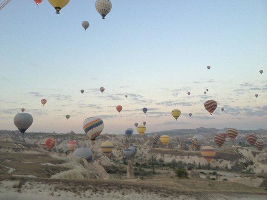 Cappadocia Voyager Balloons: Just wonderful