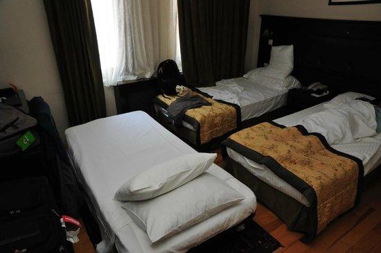 Tria Hotel Istanbul: camera
