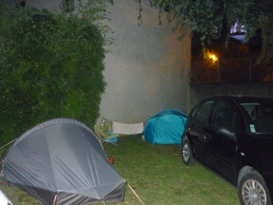 Camping de la Poste