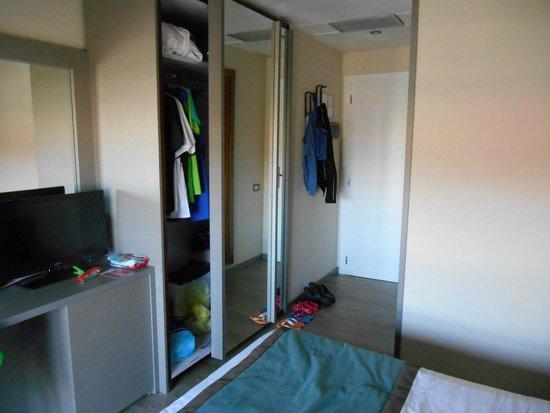 Hotel Touring: interno camera classic plus