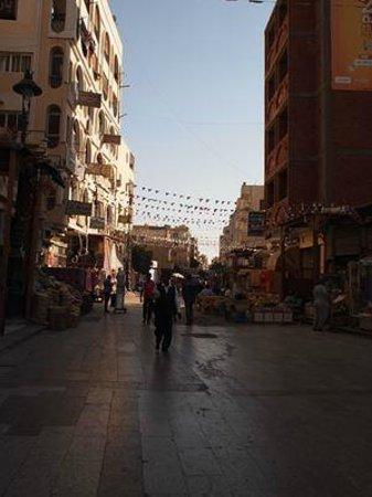 Aswan Market : アスワンマーケット