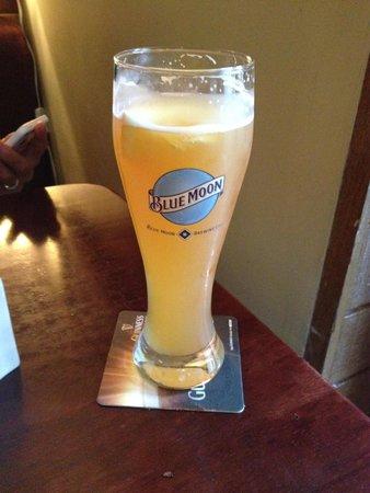 the Clarendon Bar : Blue Moon : intéressante à découvrir