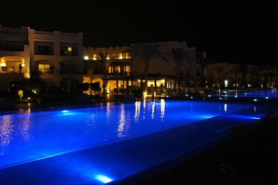 Jaz Aquamarine Resort : Бассейн