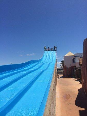Hotel Río Playa Blanca: Water park