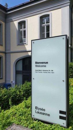 Musée de l'Elysée: Welcome to the Museum