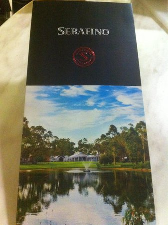 Serafino McLaren Vale: Looks even better in real ....