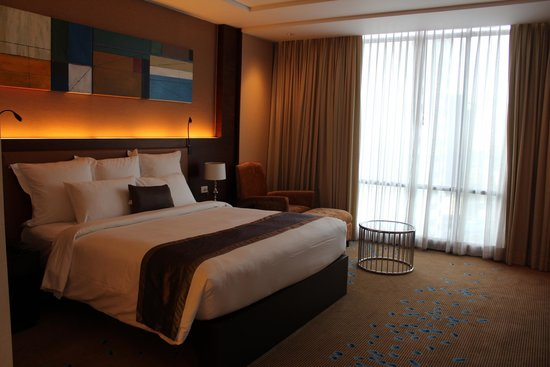 AETAS lumpini: chambre à coucher