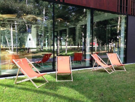 7THINGS - my basic hotel: Chill-out area