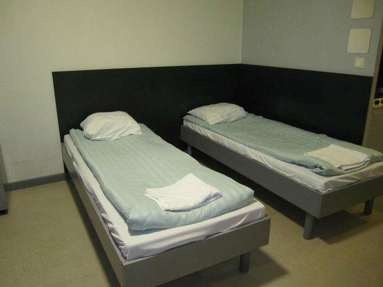 Hostel Academica: Кровати