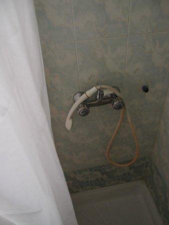 Sophia Hotel: душ