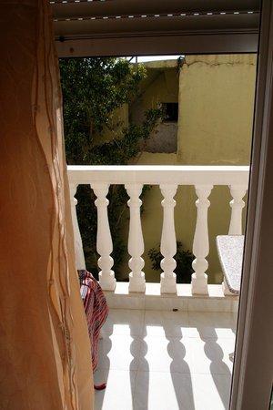 Sophia Hotel: вид с балкона