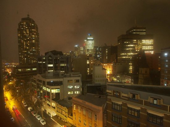 Rendezvous Hotel Sydney Central : View from room 1005