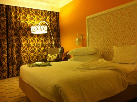 Radisson Blu Resort & Thalasso: camera Standard piano terra numerazione 1XX
