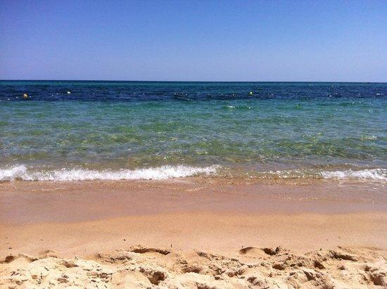 Radisson Blu Resort & Thalasso: Spiaggia