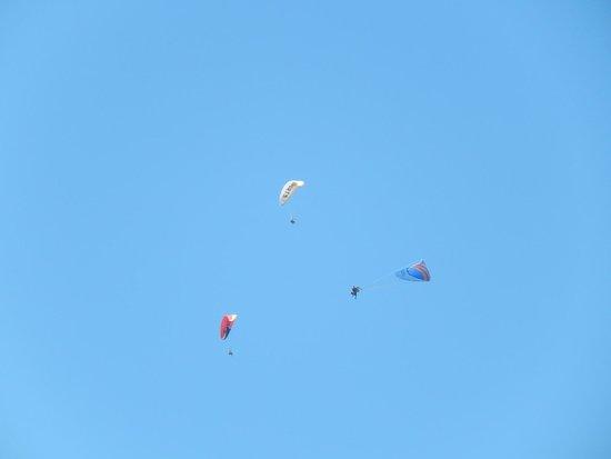 Sky Sports paragliding: Sky Sports