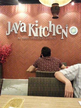 Java Kitchen