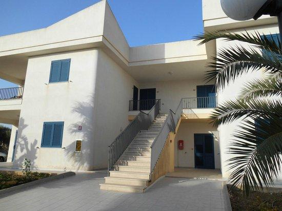 Villaggio Stella Marina : Hotel- residence