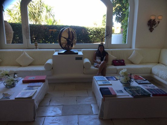 Capri Palace Hotel & Spa : Confortevole