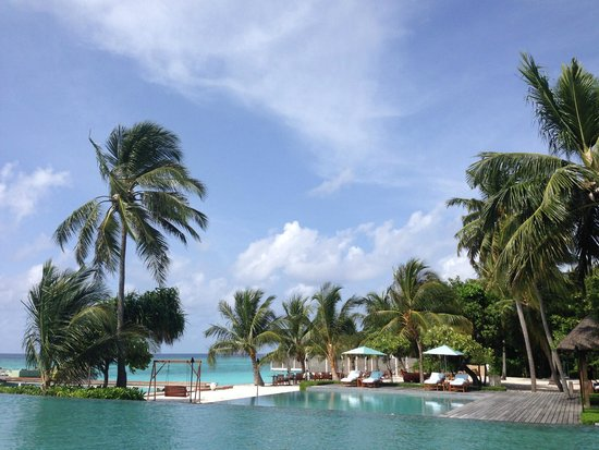 Four Seasons Resort Maldives at Landaa Giraavaru: Pool