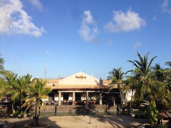 Hard Rock Hotel Bali: the HRC next door