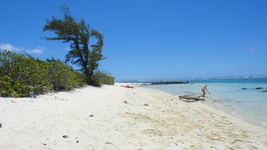 Ilot Gabriel Beach : Paradisiaque et longues plages désertes