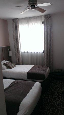 Mercure Hyeres Centre Hotel: Chambre_114