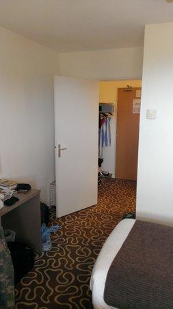 Mercure Hyeres Centre Hotel: Vue_Chambre